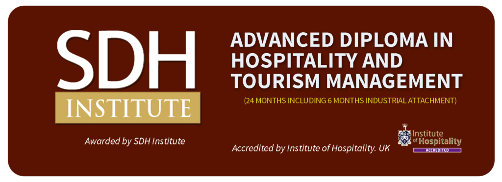 Advance Diploma In Hospitality And Tourism Management