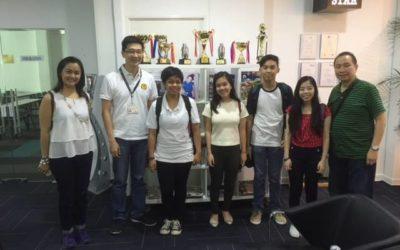 Philippine school visit to SDH Institute