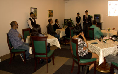 Inaugural Hospitality Leaders 2016