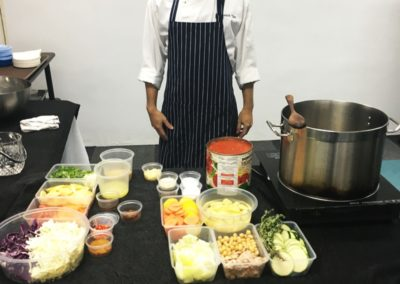 Celebrity Chef visit Nov 2016