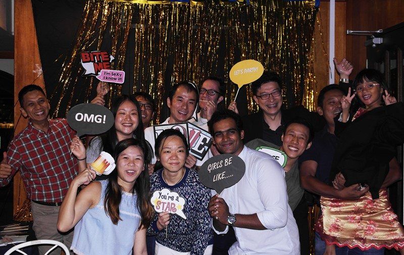 SDH Prom Night-cum-End of Year Party 2016