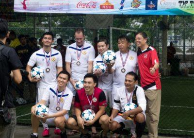 RAS Futsal Tournament 2017