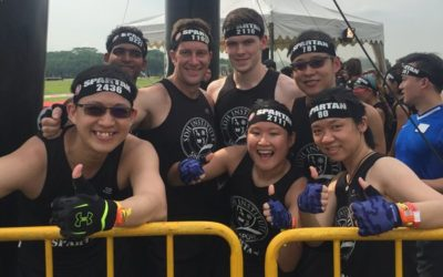 Spartan Race 2017: Team SDH