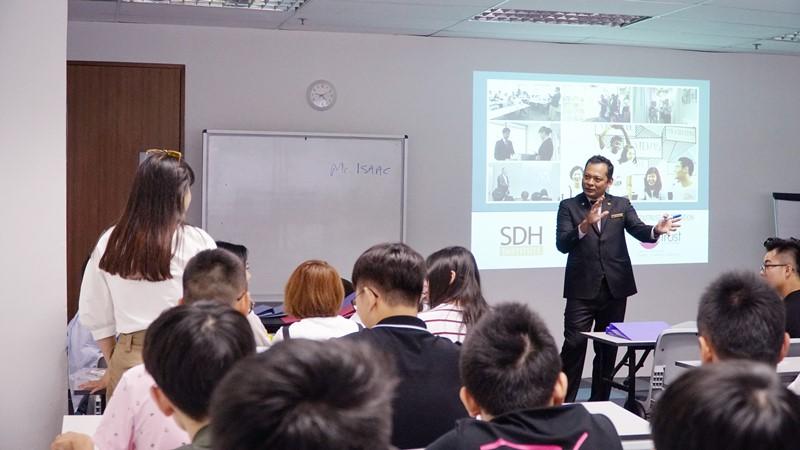 China-Singapore Study Tour 24 – 28 JULY 2017