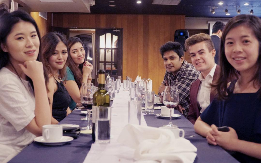 Dining Etiquette Workshop at Stewords Riverboat – 22 July 2017