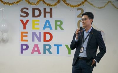 SDH​ ​Year​-End​ Open House ​Party 2017