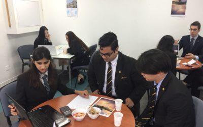 Bachelor's Students Group 3: Travel Agency Presentation