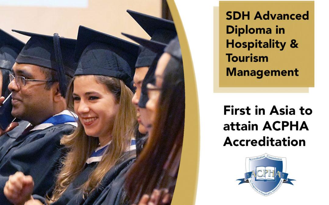 SDH Attains ACPHA Accreditation
