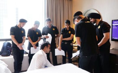 DHO Housekeeping Practical at Carlton City Hotel