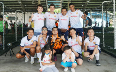 SDH clinches 2nd Runner-Up at RAS Futsal Tournament 2018