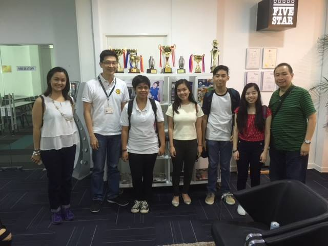 Philippine school visit to SDH Institute