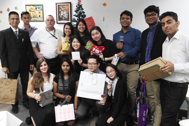 Vatel Degree Xmas Gift Exchange 2016