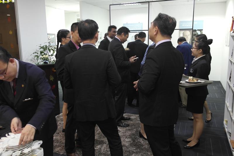 Hospitality Leaders Reception Dec 2016