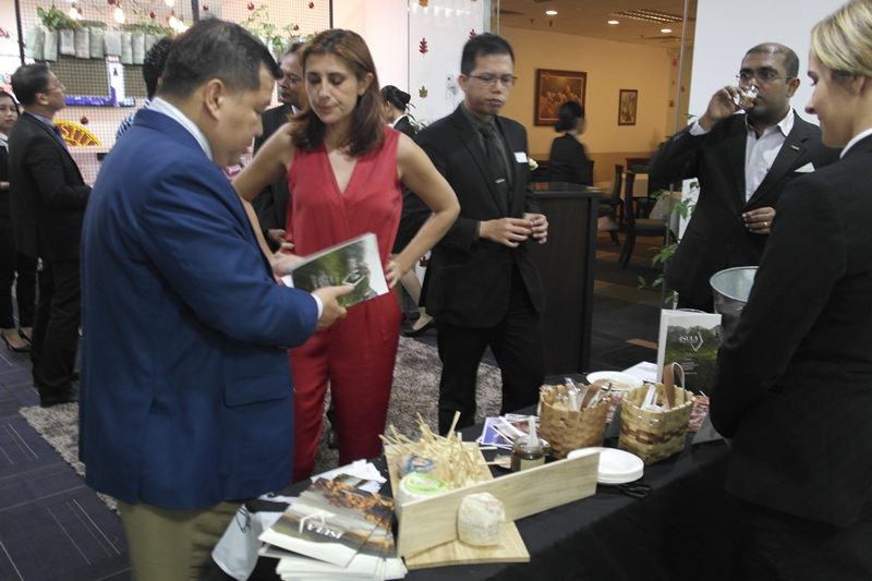 Hospitality Leaders Reception – 16th December 2016
