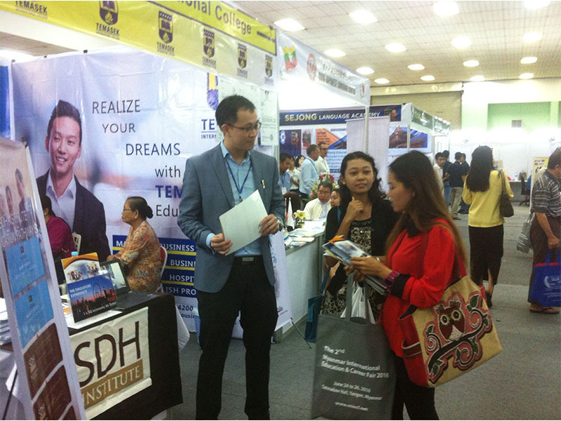 Myanmar Education Fair