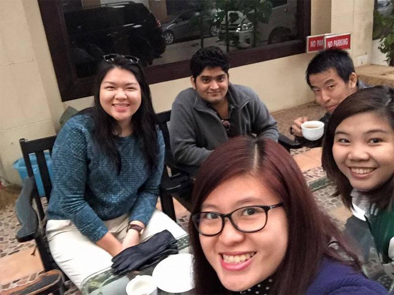 MBA Trip Laos
