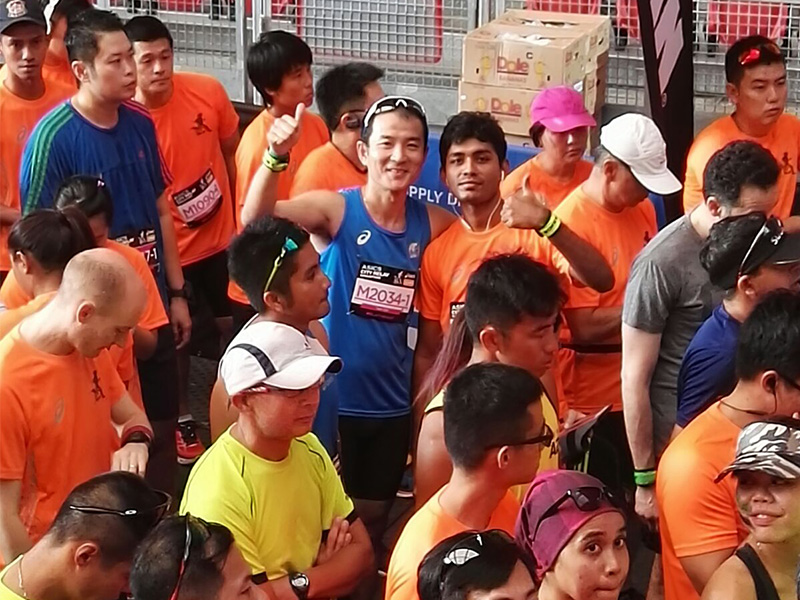 Asics City Relay 24 Sept 2016