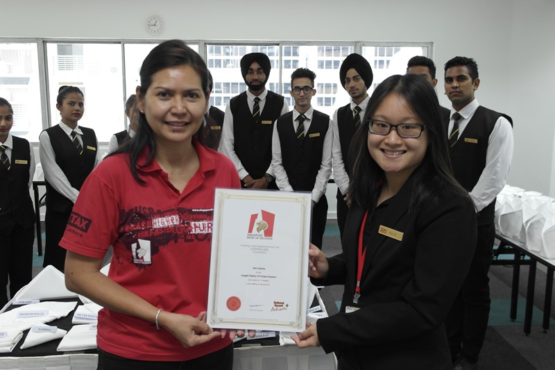 SDH Sets new record 28 April 2017