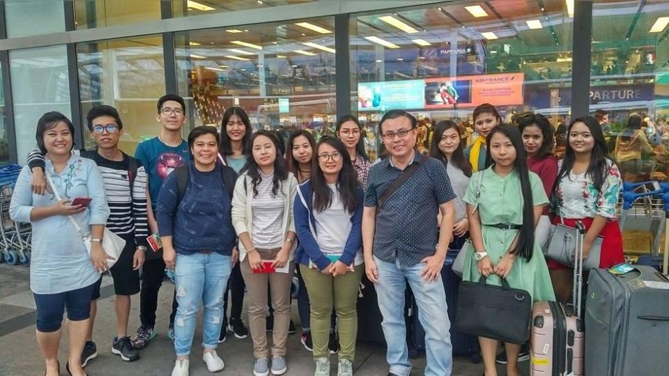 Myanmar TIC Study Trip