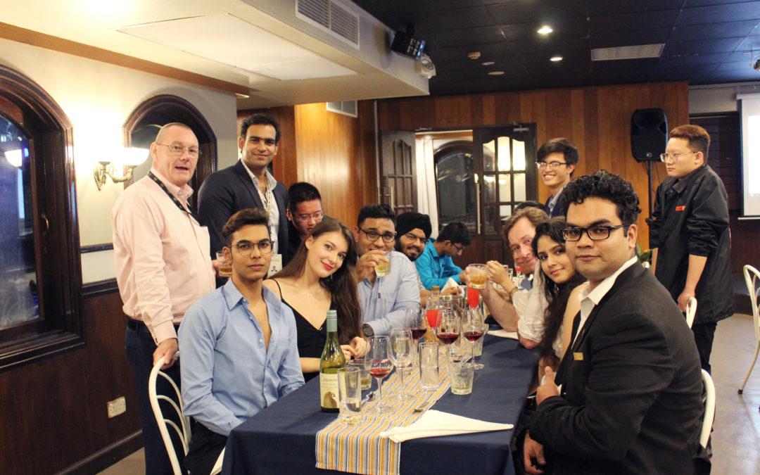 Fine Dining Etiquette Workshop