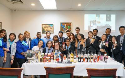 Masterclass by Australian Fruit Juice, Avanti Espresso, and 1883 Syrups