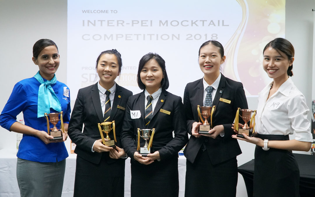Inter-PEI Mocktail Competition 2018