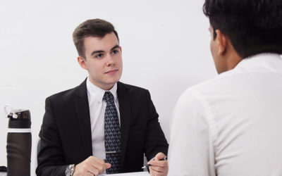Cross-Level Mock Face-To-Face Interview Activity