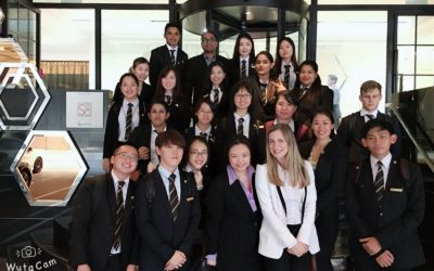 SO Sofitel Hotel Tour for ADHTM Students