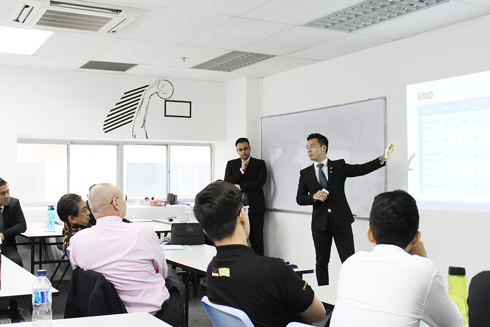 MBA in Hotel Management Singapore