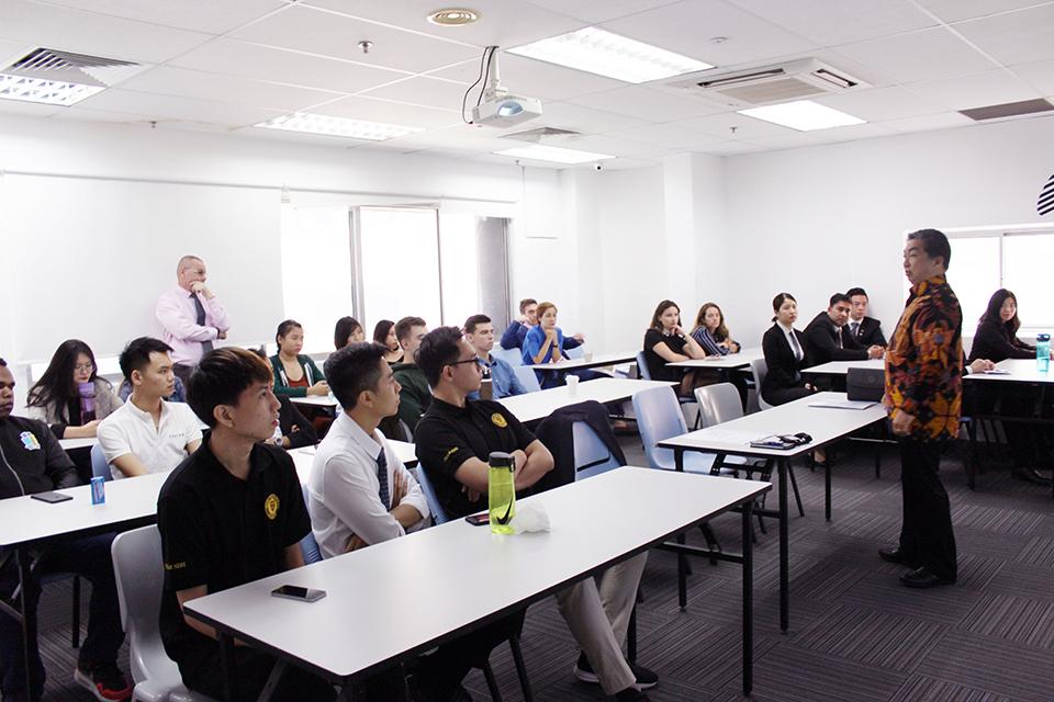MBA Vatel Presentation for Batam View Resort General Manager