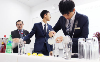 Be a F&B Staff For a Day: Mocktail Workshop