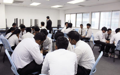 Communications Workshop for DHO students