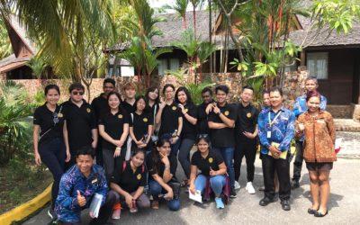 Overseas Excursion to Batam Beach View Resort