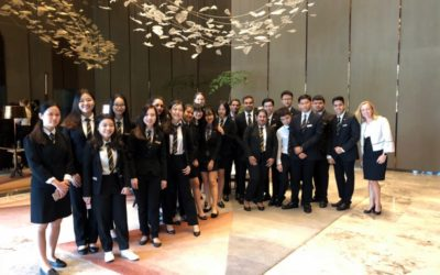 Excursion to Sofitel Singapore City Center Hotel