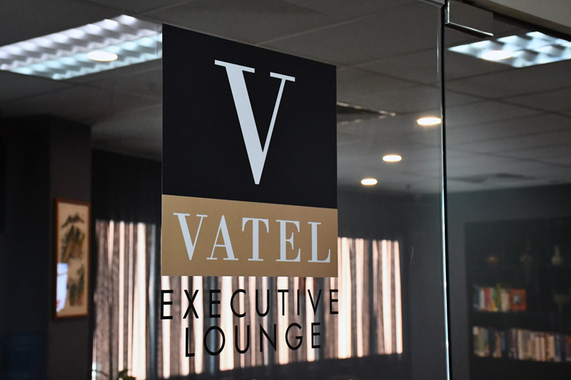 New Vatel Singapore Lounge