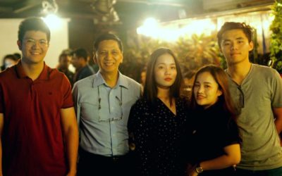 Fine Dining Etiquette session at Bay Hotel – Propeller Rooftop Restaurant and Bar