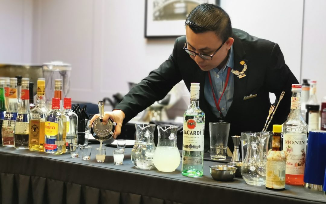 SkillsFuture Bar Mixology Workshop 2019