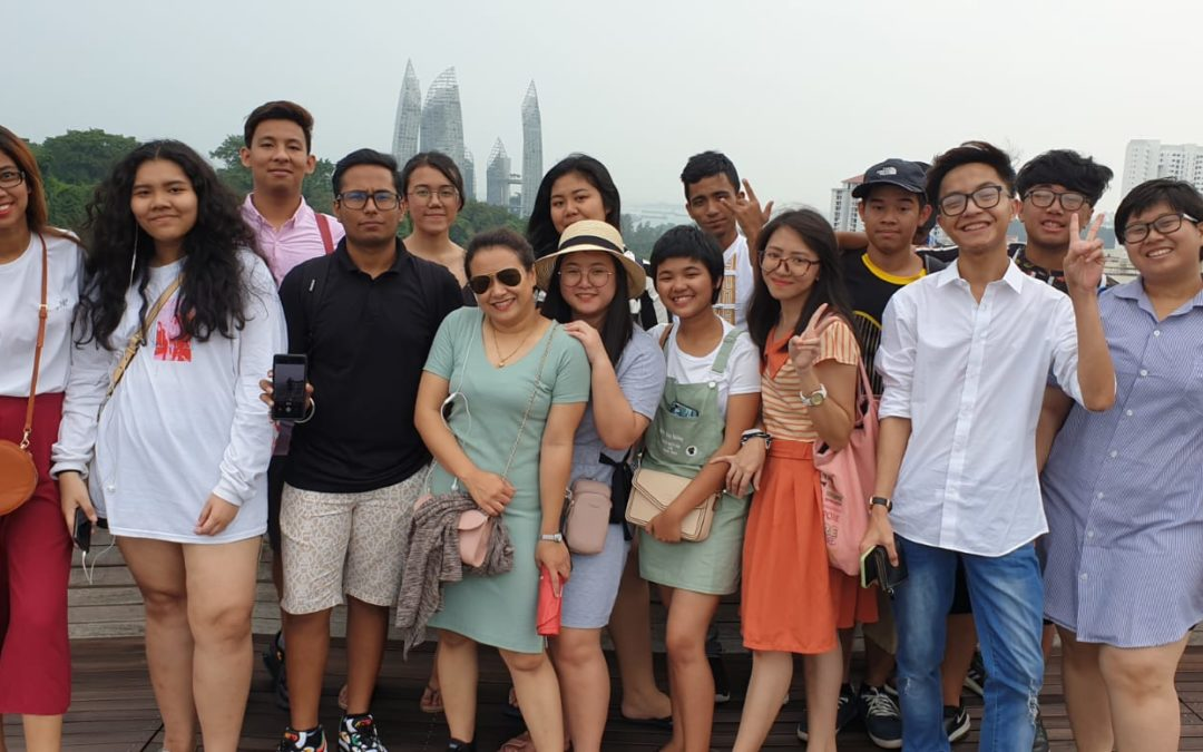 Temasek International College (TIC) Study Tour 2019