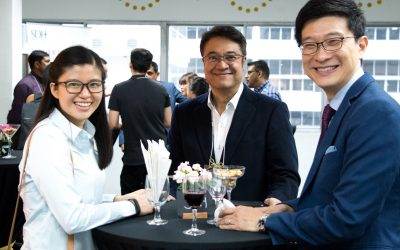 Hospitality Leaders' Reception 2019