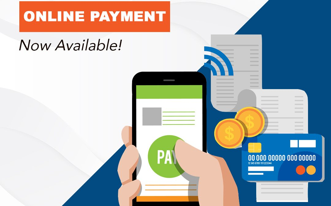 Launch of E-payment Services