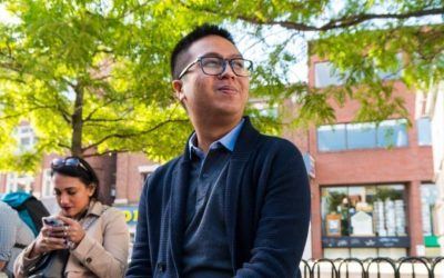 Alumni Story: Ramadhan Daulay