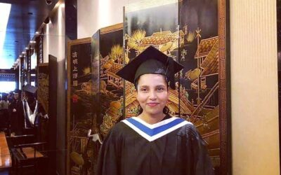 Alumni Story: Yazmi