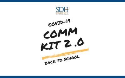 SDH COVID-19 Communication Kit 2.0