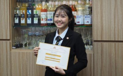 SDH clinches 4th position in National Cocktail Competition (Student Category) 2020
