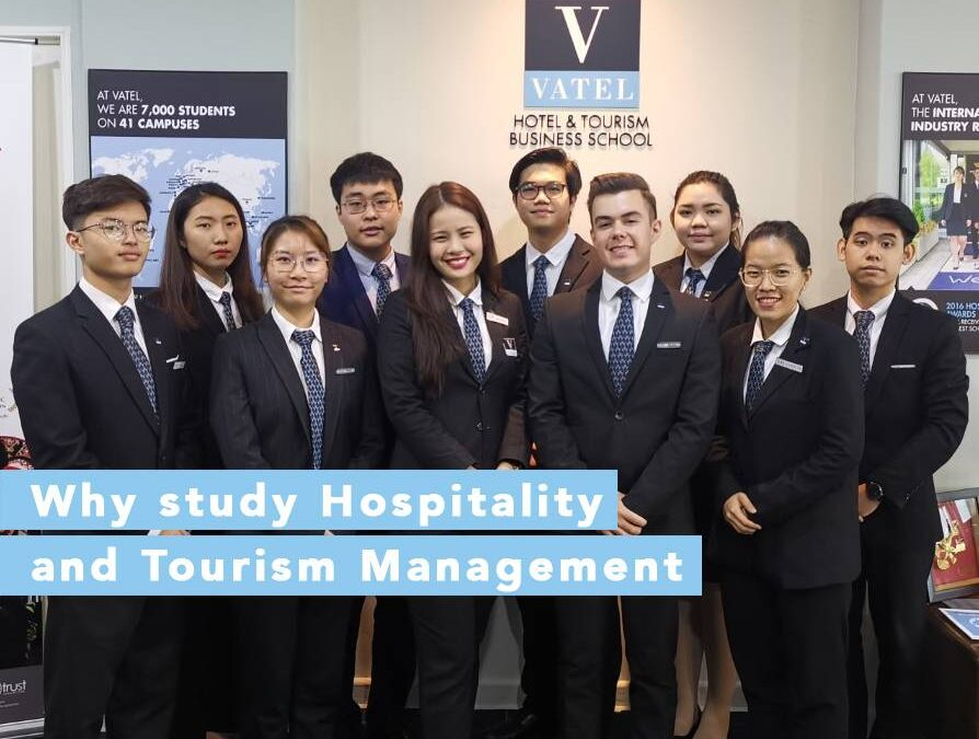 4 Reasons for Studying Hospitality & Tourism Management in Singapore