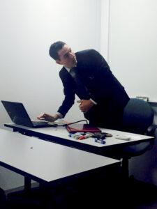 sylvain presentation