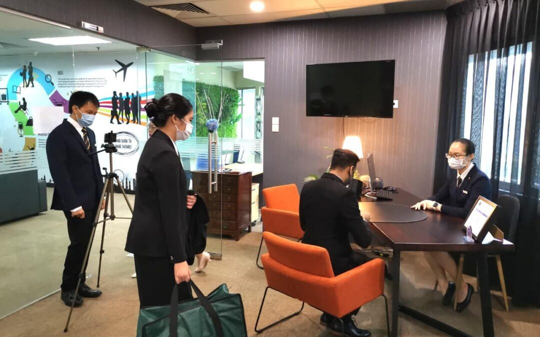 Guest Arrival Experience: Diploma in Hotel Operations