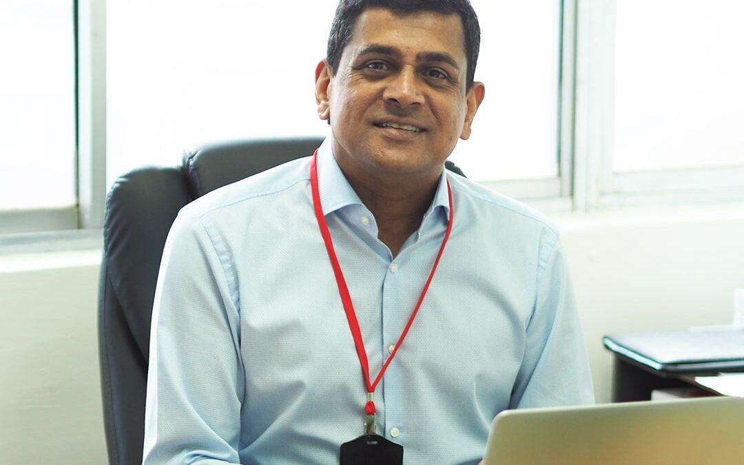 Mr Murali Nair: My Hospitality Journey