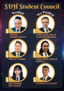 SDH Student Council 2020