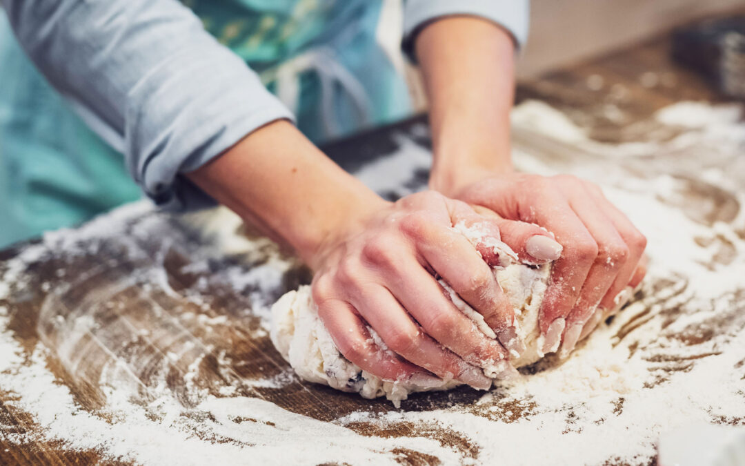 Knead to Relax? Baking Is The Perfect Stress Release